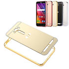 For Asus ZenFone Selfie ZE550KL/ZD551KL Metal Aluminum Mirror Back Case Cover