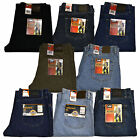 Lee Mens Jeans Relaxed Fit Denim Slightly Tapered Leg Light Medium Dark 20055