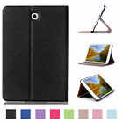 Luxury Leather Flip Standing Magnetic Smart Case For SAMSUNG GALAXY TAB S2 8.0