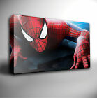 SPIDERMAN GICLEE CANVAS WALL ART PRINT *Choose your size