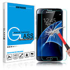 Anti-Mark Premium Tempered Glass Screen Protector Film for Samsung Galaxy S7