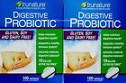 Trunature Digestive Probiotic 10 Billion Active Cultures, 100 Dietary Capsules $24.38 USD on eBay