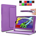 """For Lenovo Yoga Tablet 2 10"""" Folio PU Leather Case Stand Cover"""