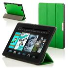 Leather Folding Case Cover for Amazon Fire HD 7 (2014 Gen)