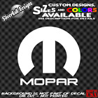 MOPAR Custom Vinyl sticker Laptop Car Window Bumper Truck Hemi Plymouth Toolbox $2.49 USD on eBay