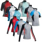 GUL Junior Rash Vest Guard UV Protect Wetsuit Canoe Kayak Surf Boarding Top