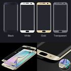 Full Coverage Tempered Glass Screen Protector Cover For Samsung Galaxy S7 EW