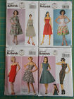 Butterick Sewing pattern 50's Retro / Vintage designs Desses 4 to choose from
