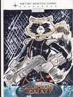 2014 Upper Deck Marvel Guardians of the Galaxy Sketch Card Selection