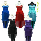 Cherlone Clearance Cheap Ballgown Prom Ball Wedding Evening Bridesmaid Dress 12