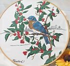 Blue Bird Decorative Hoop / Wall Hanging