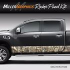 Camo Obliteration Rocker Panel Graphic Decal Wrap Kit Truck SUV 12 x 24 feet