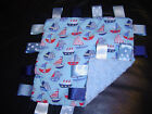 Minky Taggy Blankets, Various Colours, Textures and Sizes