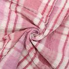 "SEERSUCKER 100% COTTON CHECKED QUALITY NON IRON TABLE CLOTH COVERING 36""X36"""
