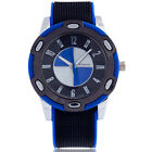 Match With Your Car- Fashion Men RUBBER Band Military Sport Quartz Wrist Watch
