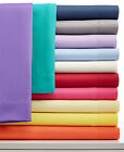 "1000TC100% Pure Egyptian Cotton Super Soft Solid 3PC Fitted Sheet 16""Deep Pocket"
