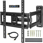 Full Motion Articulating TV Wall Mount LED LCD Plasma 32 37 39 42 46 47 48 50 55