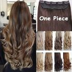 black red purple hair - Real Thick,24-26 Inch,3/4 Full Head Clip In Hair Extensions,Brown Black Blonde