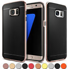Hybrid Rubber ShockProof Protective Case Cover For Samsung Galaxy S7 / S7 Edge