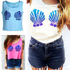 New Women Beach Summer Loose Top Short Sleeve Blouse Ladies Casual Tops T-Shirt