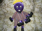 "THE WIGGLES Henry large plush toy stuffed animal 29"" EUC 2003"