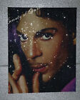 Large PRINCE canvas  Picture,Original or WITH- Glitter DIAMOND DUST!