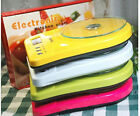 3 colors 5Kg x 1g SCA-301 Glass Tray LCD Kitchen Digital Scales
