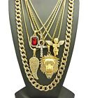 Hip Hop Red Stone, Angel, Ankh, Lion, Wing, Cubic Zircon ...