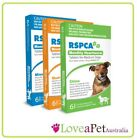 RSPCA Heartworm Tablets -  for SMALL/MEDIUM/LARGE Dogs 6 tablets