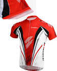 Mens Cycling Jerseys Top Bicycle Wear Breathable Outdoor Biking Clothing T-shirt