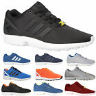 NEW ADIDAS ORIGINALS ZX FLUX MESH NEON MENS UNISEX COMFORT RUNNING TRAINERS