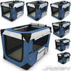 Dog Fabric Portable Carrier Transport Box Pet Travel Crate Puppy Cat Foldable
