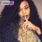 Wavy wigs Full Lace real remy human hair lace wigs  Brazilian wavy lace front