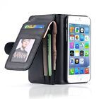 Wallet Cards Protective Case Flip Leather For iPhone 6 6s Plus/Samsung S7/edge