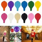 """(Lot 10/12)  36"""" Inch Large Giant Big Latex Balloons Birthday Party Wedding"""