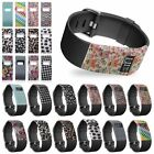 Colorful Band Cover for Fitbit Charge / Charge HR Slim Designer Sleeve Case NEW