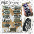 Fitness Tracker Charm Jewelry Accessory Bling Fitbit Charge 2 HR Blaze Surge