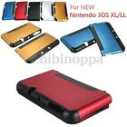 For 2014ver NEW Nintendo 3DS XL/LL Metal Skin Case Cover Aluminium Protective