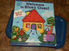 blues clues lift a flap book with 53 flaps , great illustrations, some worn places