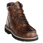 Rocky Men's Western Cruiser Chukka Casual Boot Dark Brown FQ