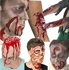 Halloween Horror Zombie Monster Scar Wound Burn Broken Bone Costume Make Up