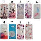 Thin Rubber Case Cover Skins For Samsung A710 A510 A310 Soft TPU Clear Silicone