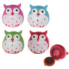 Multi Buy or Singles! Pocket Sized Owl Lip Balm - Red, Green, Blue, Pink