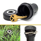 HomeChamps Hide a Key Sprinkler Head Secret Hidden Holder Safe Lock Discreet Out