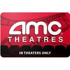 AMC Theatres Pre-Owned $25 Gift Card, Only $21.25! Free Mail Delivery