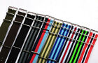 Nylon Watch Band Straps - Urban Outfitters J Crew Timex Weekender 18 20 22mm