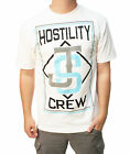 Hostility Men's JS Crew Graphic TWITCH T-Shirt