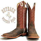 Anderson Bean Horse Power Men's Toast Bison Boots HP1028