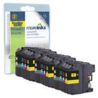 12 Compatible Avec Brother LC127XL/LC125XL Multipack
