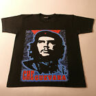 Quality T.Shirt With CHE GUEVARA Color In Front Black White At Back Size M -XL